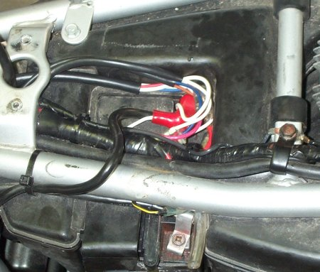 Marks KLR650 Website DSR Accessory Fuse Kit – Klr 650 Fuse Box Location